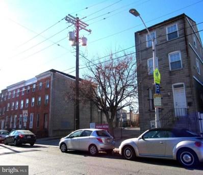 508 Scott Street, Baltimore, MD 21230 - MLS#: 1004358183