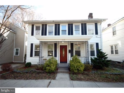 115 Forman Street, Hightstown, NJ 08520 - #: 1004364107