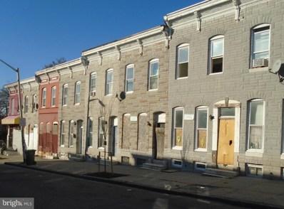 1712 Presstman Street, Baltimore, MD 21217 - MLS#: 1004365079