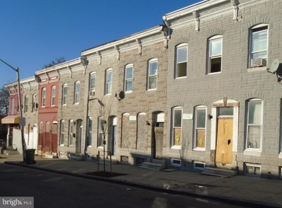 1712 Presstman Street, Baltimore, MD 21217 - #: 1004365079