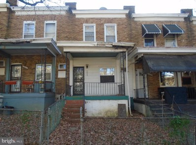 3027 Lanvale Street W, Baltimore, MD 21216 - #: 1004365217