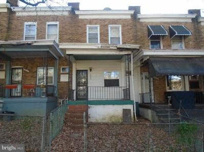 3027 Lanvale Street W, Baltimore, MD 21216 - #: 1004365217