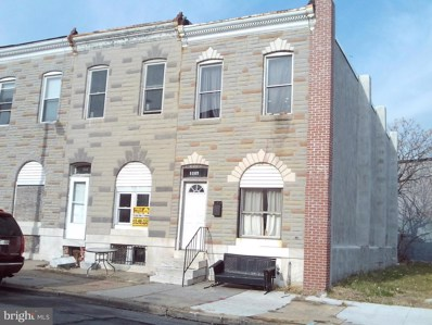 1902 Federal Street E, Baltimore, MD 21213 - MLS#: 1004365355