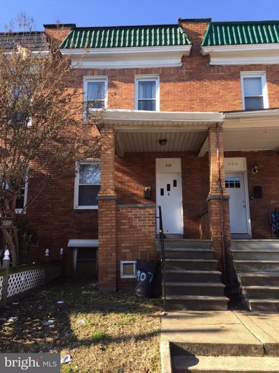 510 Rappolla Street, Baltimore, MD 21224 - MLS#: 1004366153