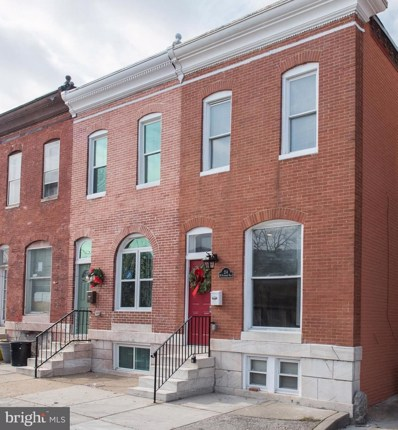 214 N Patterson Park Avenue, Baltimore, MD 21231 - MLS#: 1004366735