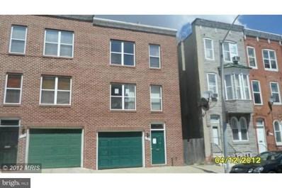 1714 Lexington Street, Baltimore, MD 21223 - MLS#: 1004367273