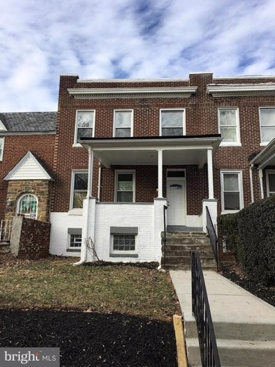 3906 Woodhaven Avenue, Baltimore, MD 21216 - MLS#: 1004367613