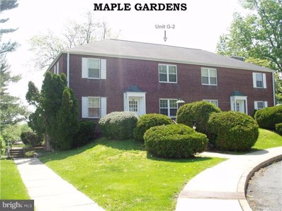 200 N Maplewood Drive UNIT G2, Pottstown, PA 19464 - MLS#: 1004372495