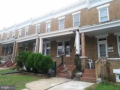 2823 Pelham Avenue, Baltimore, MD 21213 - MLS#: 1004372571