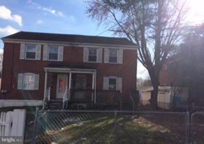 625 Delaware Avenue, Baltimore, MD 21221 - MLS#: 1004379877