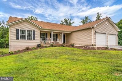 10464 Hidden Lake Lane, Rixeyville, VA 22737 - MLS#: 1004380175