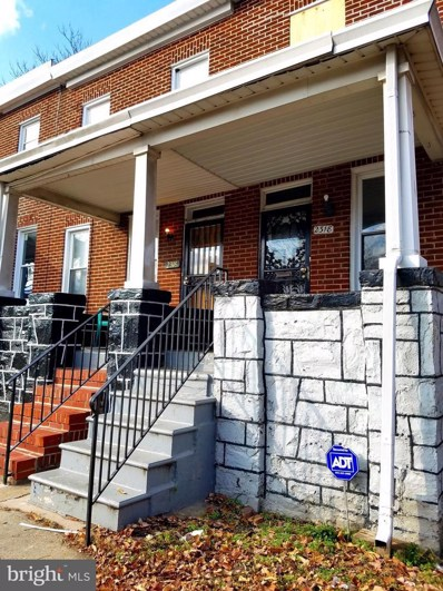 2318 Garrett Avenue, Baltimore, MD 21218 - MLS#: 1004385859