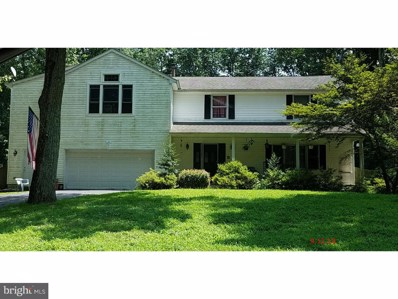 4 Blanche Drive, New Egypt, NJ 08533 - #: 1004385944