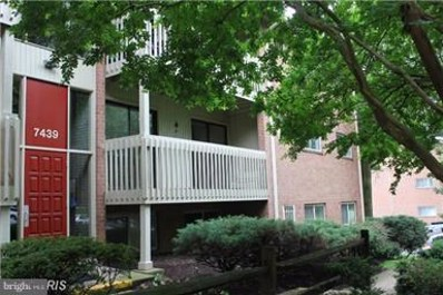 7439 Little River Turnpike UNIT 104, Annandale, VA 22003 - MLS#: 1004387585
