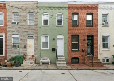 1707 Olive Street, Baltimore, MD 21230 - MLS#: 1004387933