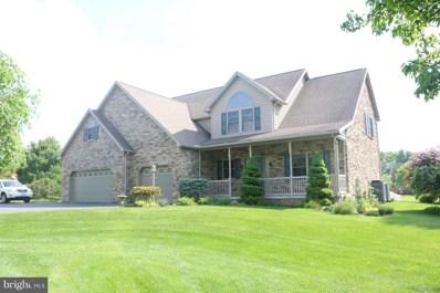 11638 Mentzer Gap Road, Waynesboro, PA 17268 - #: 1004389113
