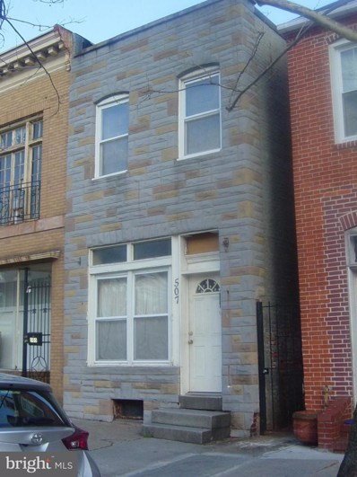 507 Ann Street S, Baltimore, MD 21231 - MLS#: 1004391163