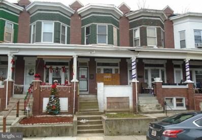 2917 Ellicott Driveway, Baltimore, MD 21216 - MLS#: 1004391597