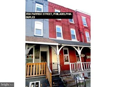 4138 Parrish Street UNIT A, Philadelphia, PA 19104 - MLS#: 1004392131
