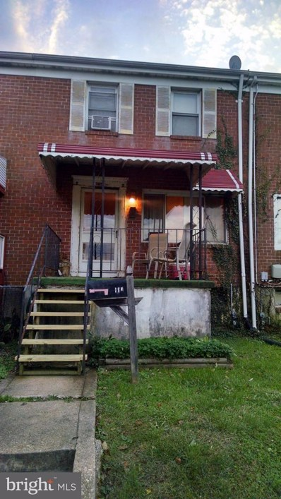 632 Mansfield Road, Baltimore, MD 21221 - MLS#: 1004392209