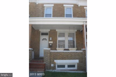 2817 Pelham Avenue, Baltimore, MD 21213 - MLS#: 1004392249