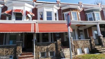1135 Poplar Grove Street, Baltimore, MD 21216 - MLS#: 1004392255