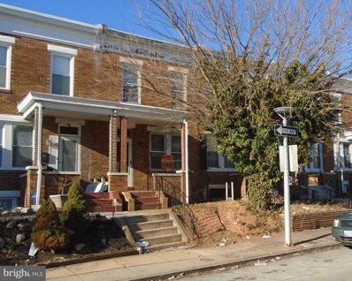 3326 Cardenas Avenue, Baltimore, MD 21213 - MLS#: 1004392379