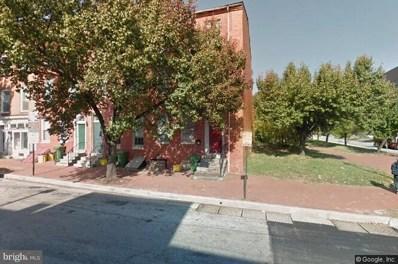 816 Lombard Street, Baltimore, MD 21201 - MLS#: 1004392825