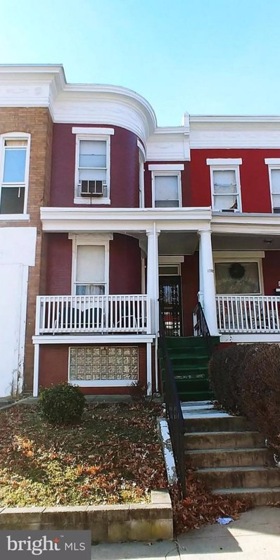 1702 Braddish Avenue, Baltimore, MD 21216 - MLS#: 1004392951