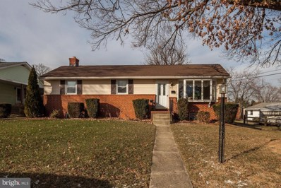 702 Edgewood Road, Linthicum Heights, MD 21090 - MLS#: 1004403859
