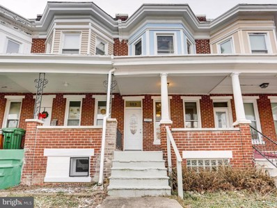 553 38TH Street E, Baltimore, MD 21218 - MLS#: 1004404357