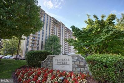 7420 Westlake Terrace UNIT 1102, Bethesda, MD 20817 - MLS#: 1004404455