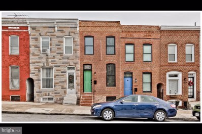 1007 East Avenue S, Baltimore, MD 21224 - MLS#: 1004410081
