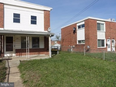 7910 Eastdale Road, Baltimore, MD 21224 - MLS#: 1004410525