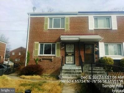 4004 27TH Avenue, Temple Hills, MD 20748 - MLS#: 1004410929