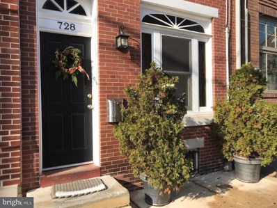 728 S 2ND Street, Philadelphia, PA 19147 - MLS#: 1004411271