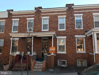 2517 Chase Street E, Baltimore, MD 21213 - MLS#: 1004411515