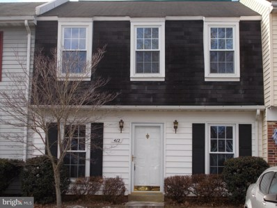 412 Forest Court, Warrenton, VA 20186 - MLS#: 1004411941