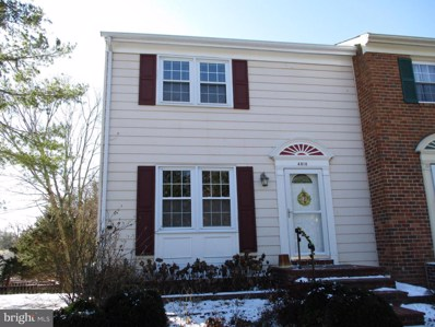4818 Nash Drive, Fairfax, VA 22032 - MLS#: 1004412083