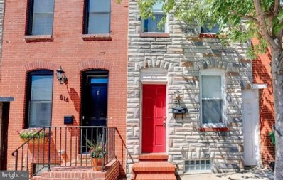 612 Rose Street S, Baltimore, MD 21224 - MLS#: 1004417355