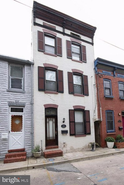 609 Durham Street, Baltimore, MD 21231 - MLS#: 1004417505