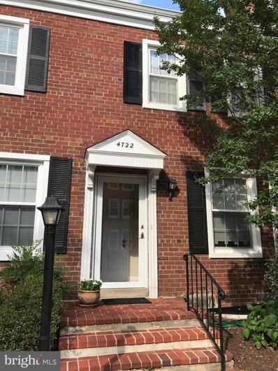 4722 29TH Street S, Arlington, VA 22206 - MLS#: 1004417585