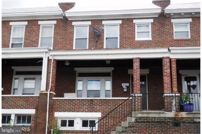 4242 Sheldon Avenue, Baltimore, MD 21206 - MLS#: 1004417843