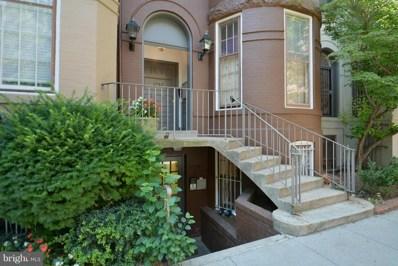 1754 Corcoran Street NW UNIT 46B, Washington, DC 20009 - MLS#: 1004417963