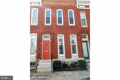 35 Ostend Street, Baltimore, MD 21230 - MLS#: 1004418319