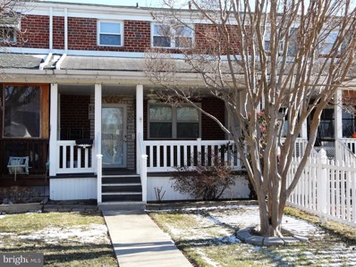 7817 Jamesford Road, Baltimore, MD 21222 - MLS#: 1004418657