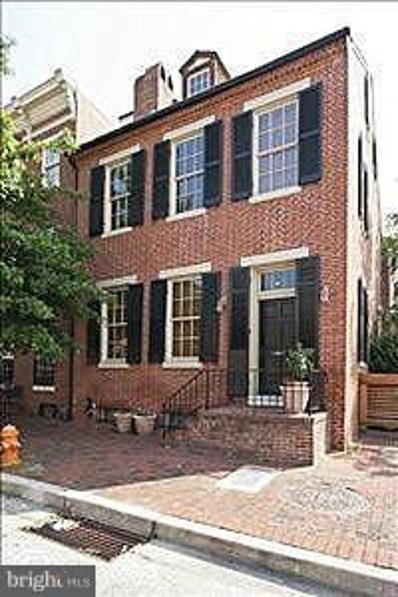 533 Sharp Street, Baltimore, MD 21201 - MLS#: 1004419253