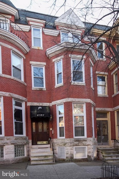2127 Bolton Street, Baltimore, MD 21217 - #: 1004419427