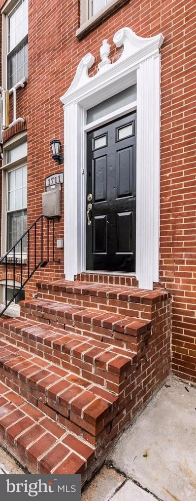 1711 Hanover Street, Baltimore, MD 21230 - MLS#: 1004419443