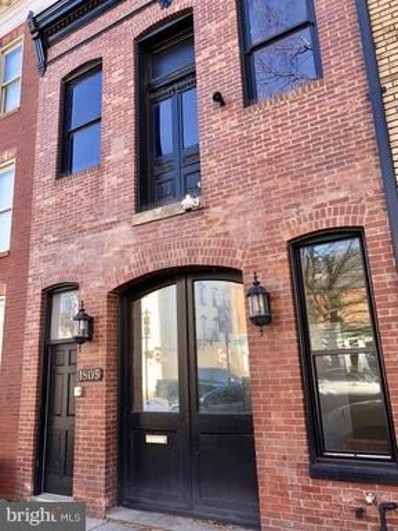 1805 Eastern Avenue, Baltimore, MD 21231 - MLS#: 1004419603